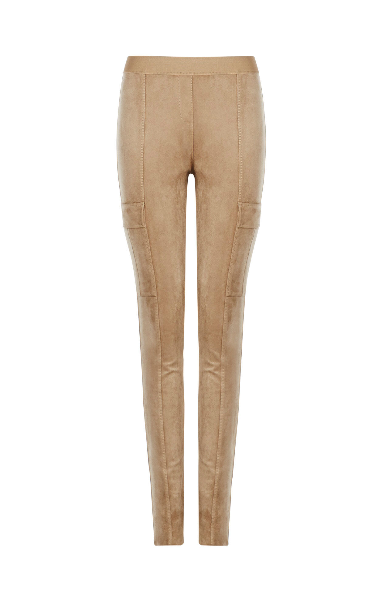 Wilcox Faux-Suede Legging