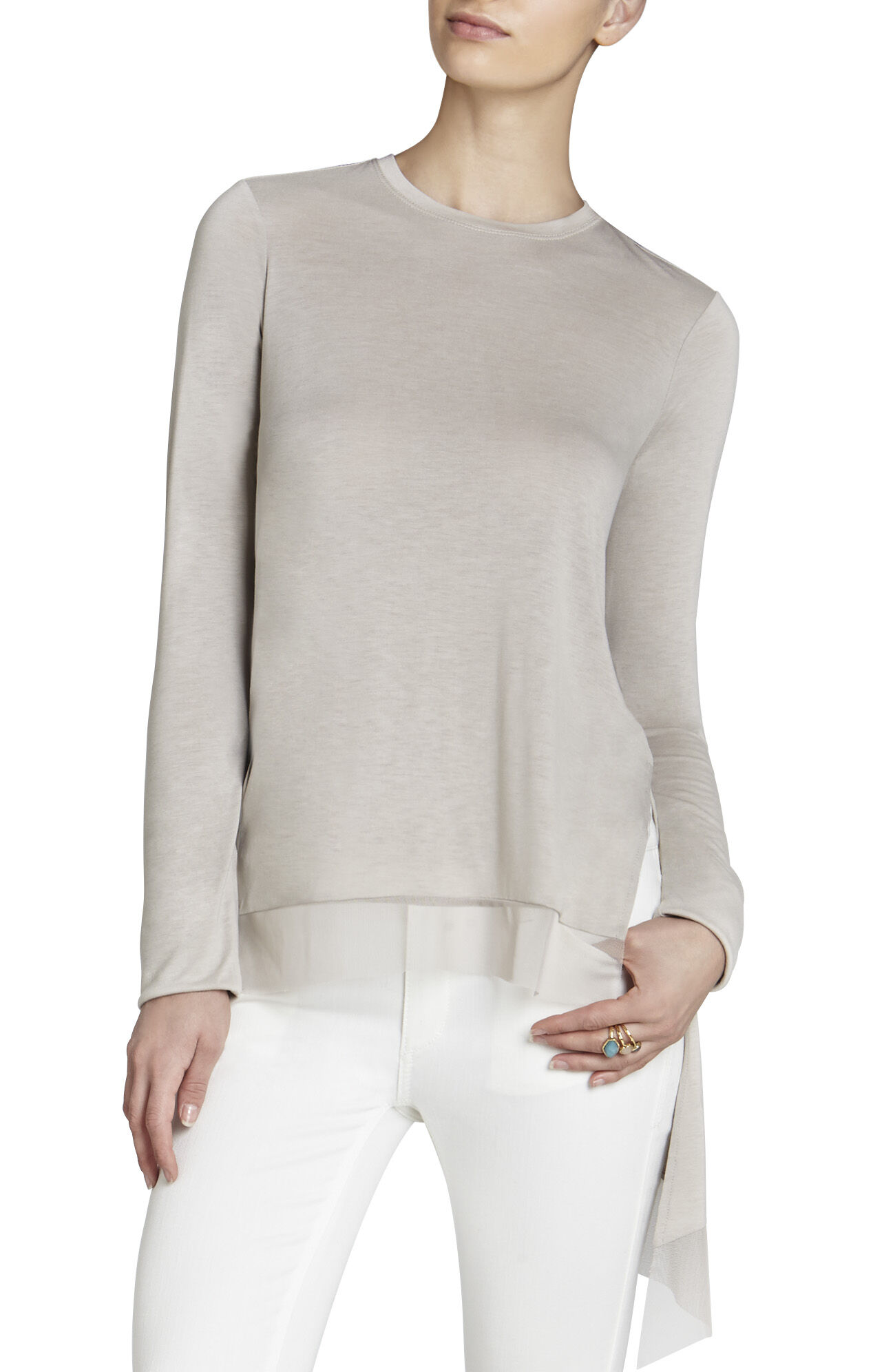Ame Asymmetrical Top