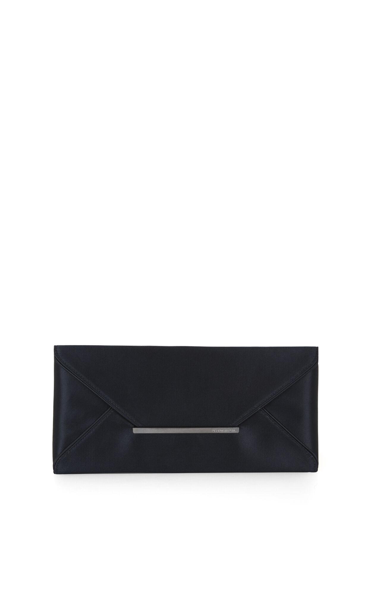 Harlow Eye-Embellished Envelope Clutch