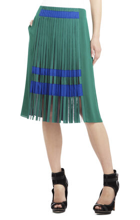 Runway Odette Pleated Skirt