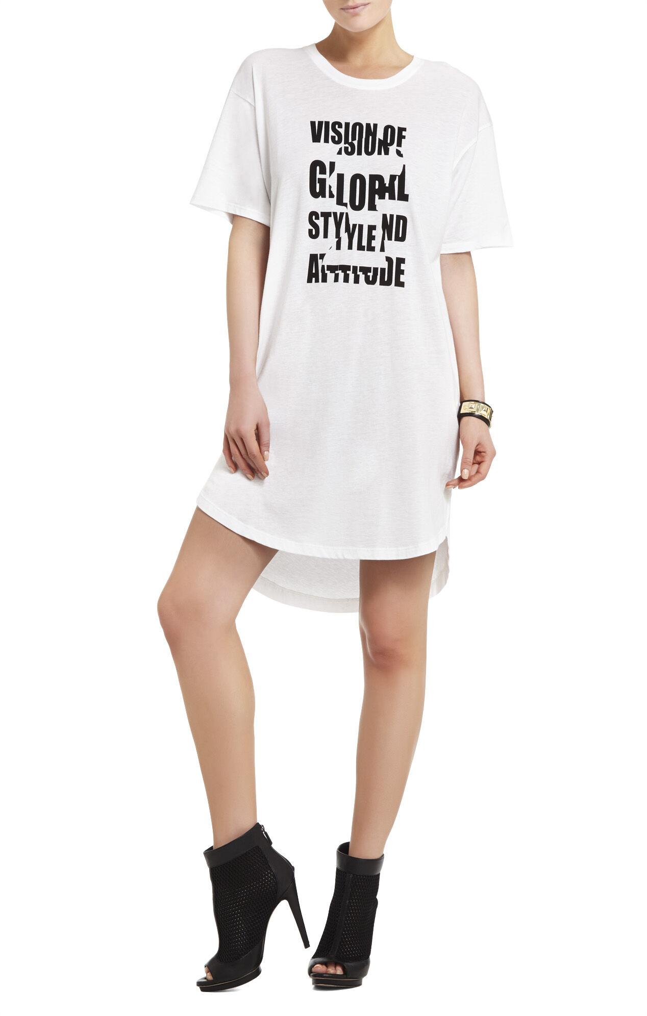 Jassa Oversized T-Shirt Dress
