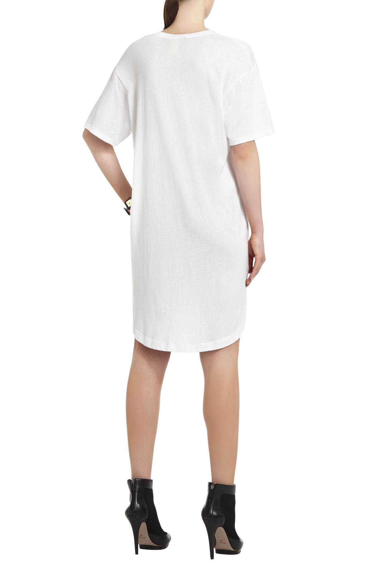 Jassa Oversized T-Shirt Dress