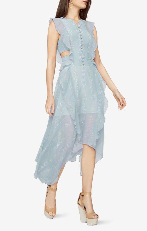 Jann Floral-Print Dress