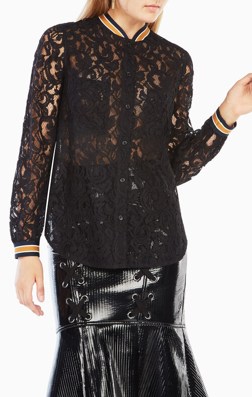 Marcela Lace Shirt