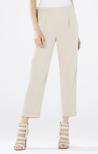 Cedric Relaxed Cropped Pant