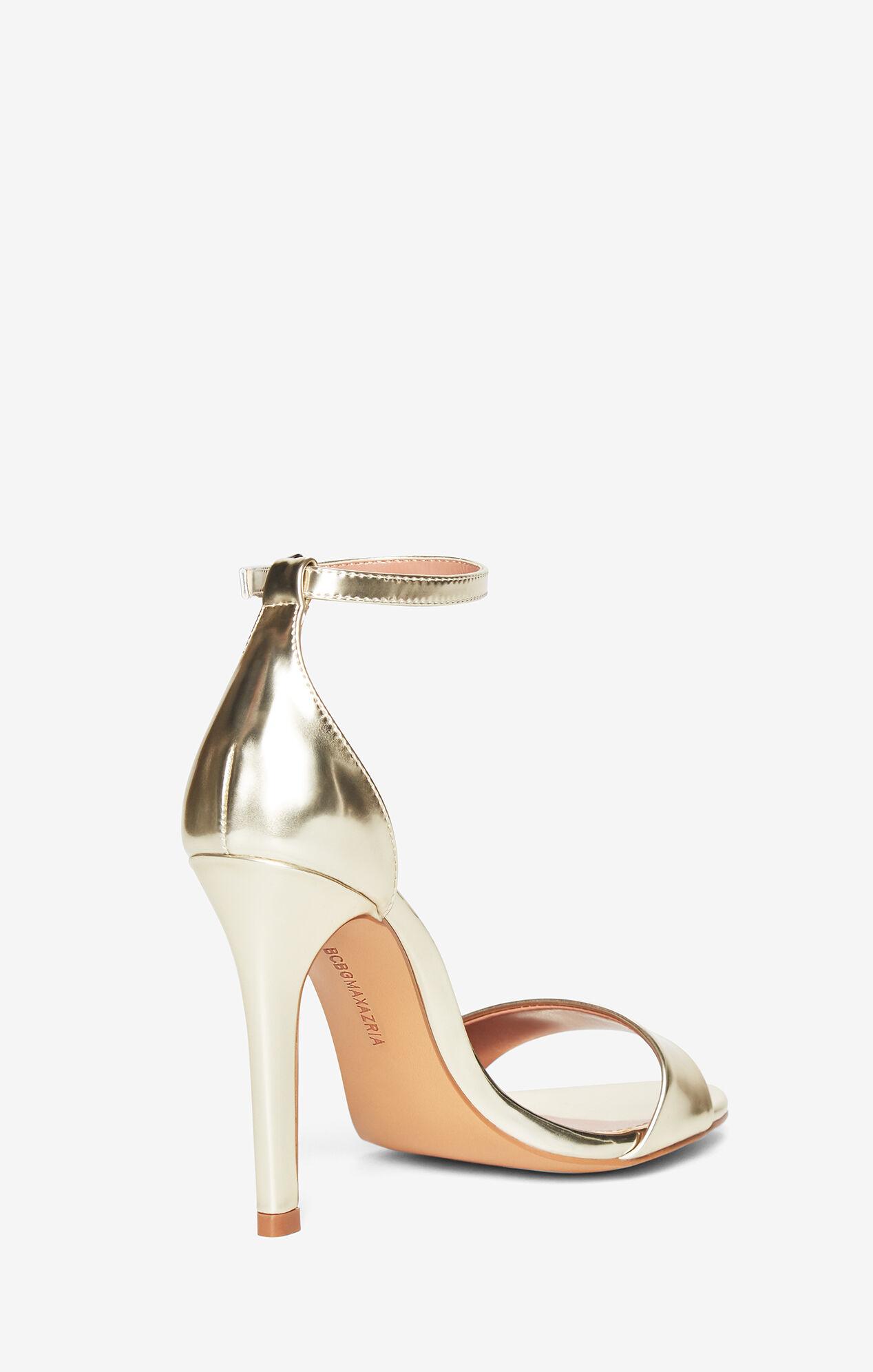 Ellettra Metallic Sandal