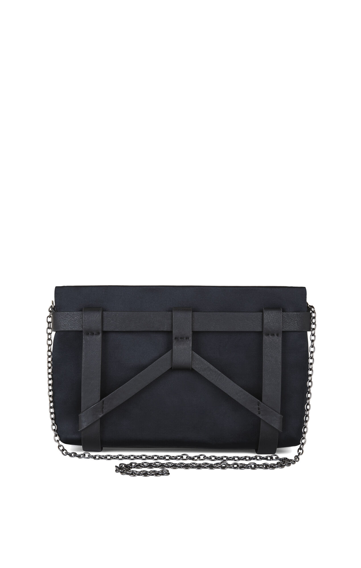 Bondi Satin Harness Clutch