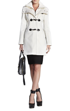 Samantha Toggle Coat