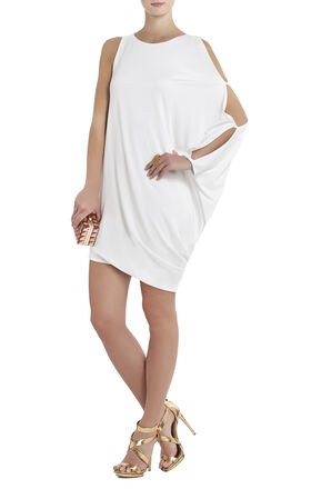 Michaela One-Shoulder Short Dress
