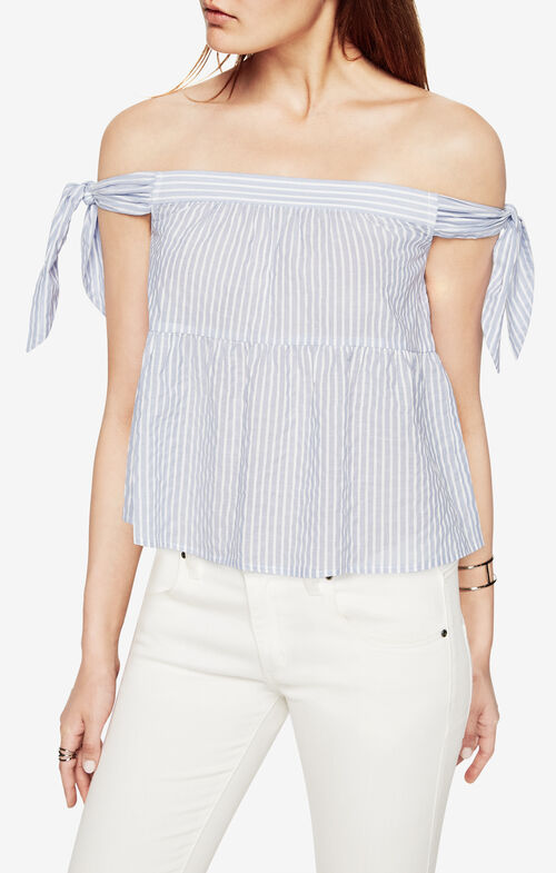 Bridgete Off-The-Shoulder Top