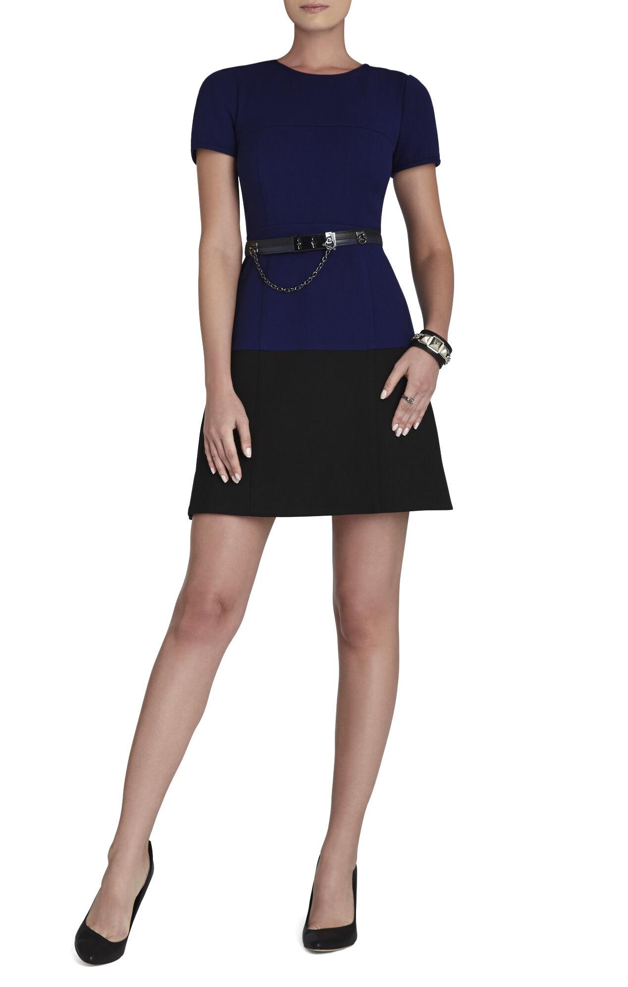 Hannah Color-Blocked Dress