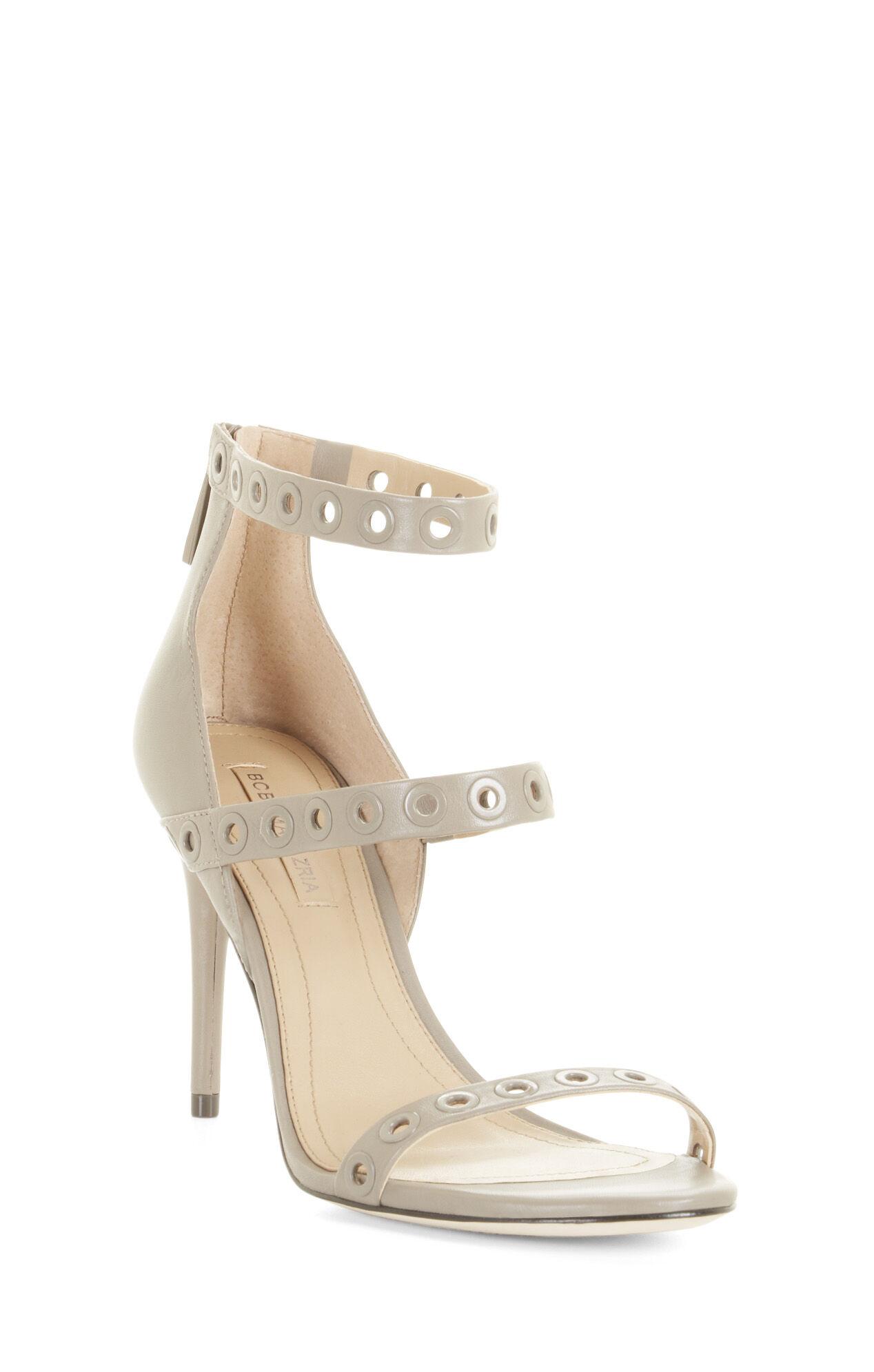 Parry Mid-Heel Grommet Day Sandal