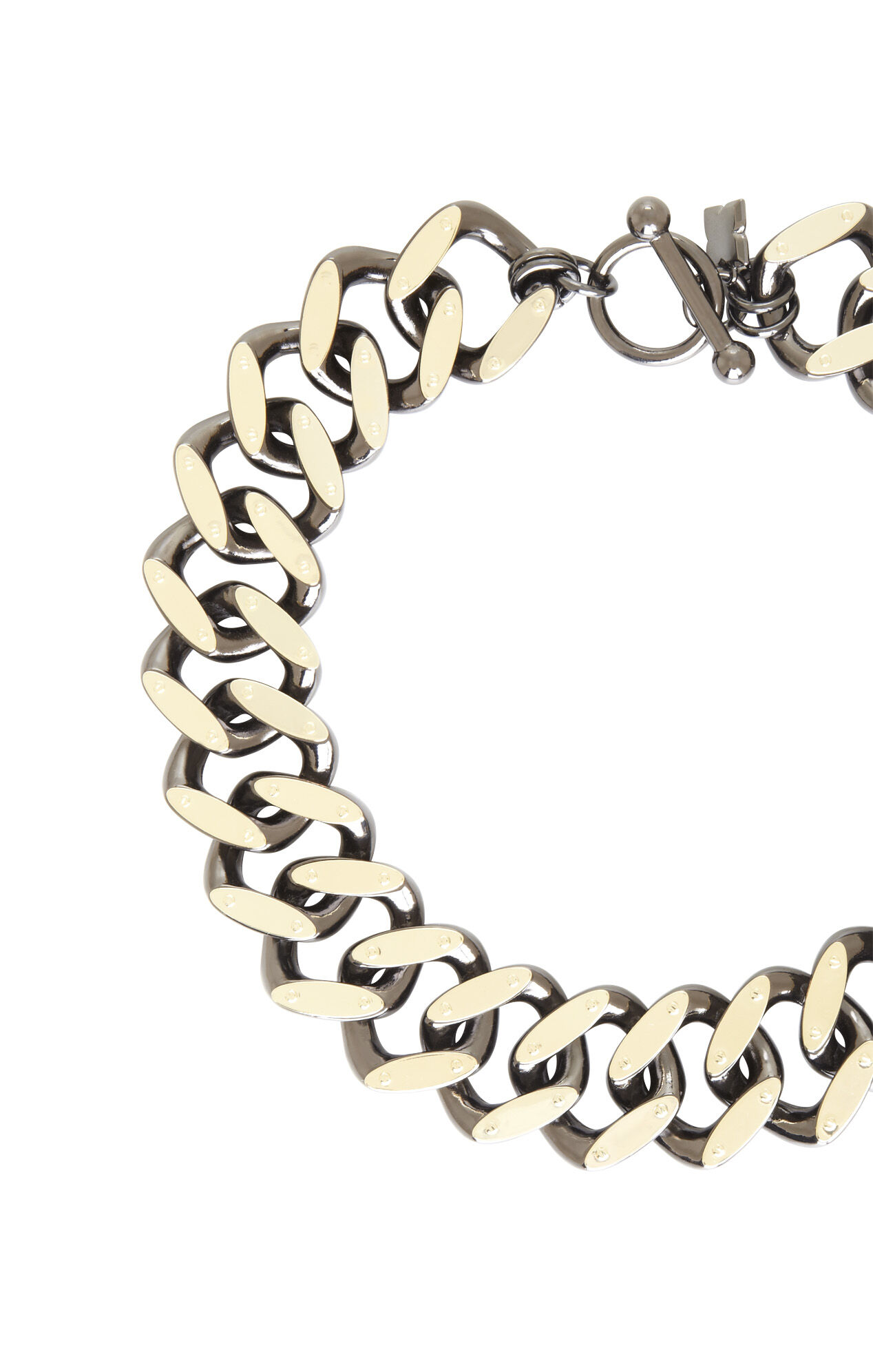 Plate Chain Necklace