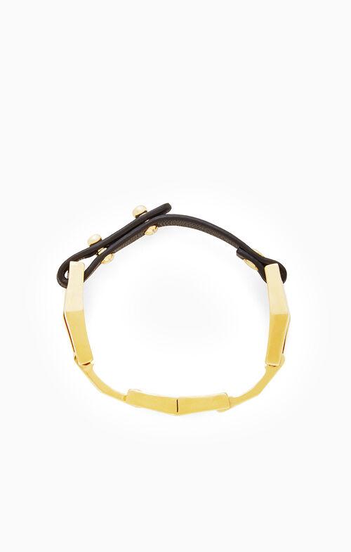Leather-Link Bracelet