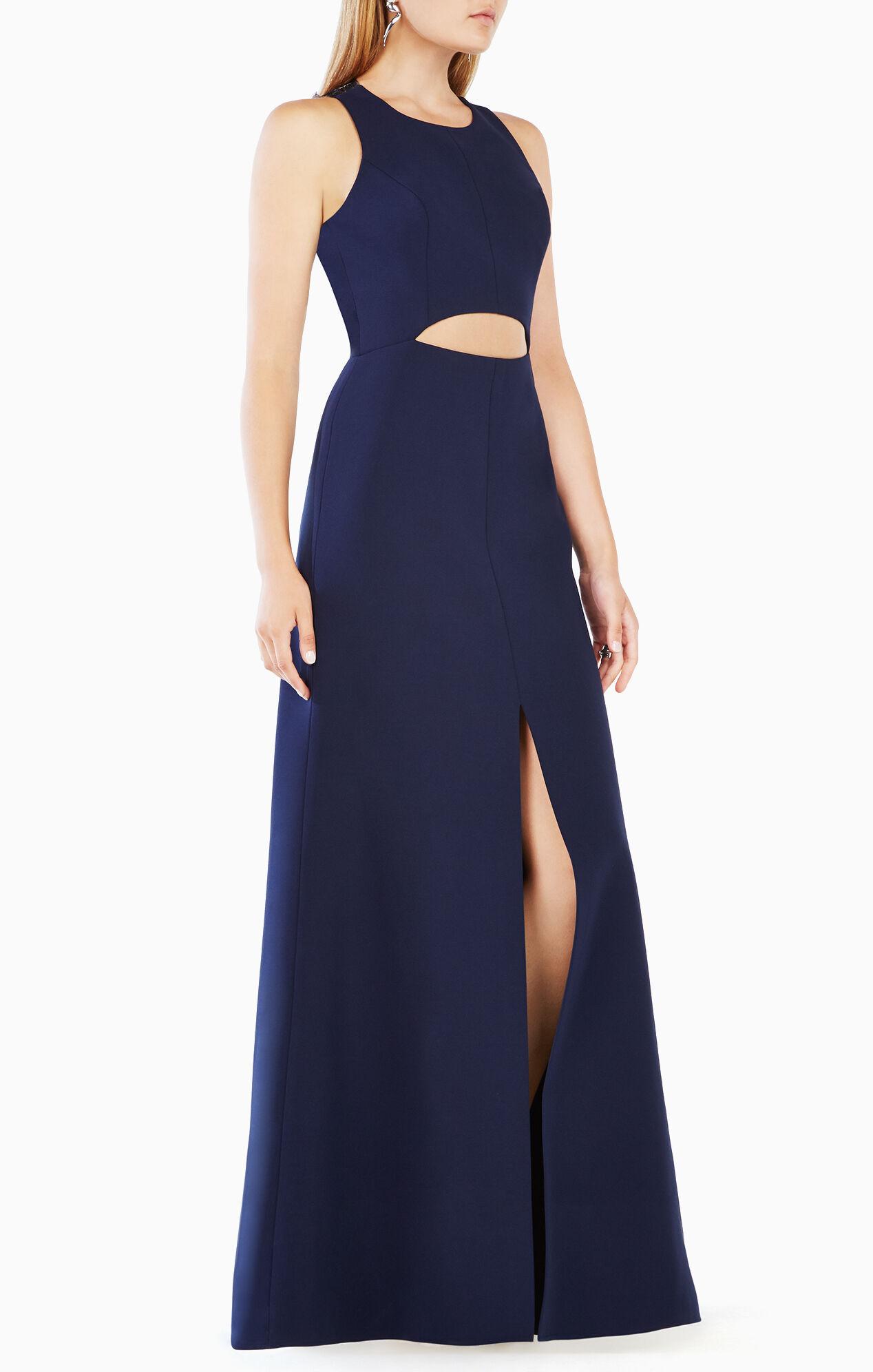 Veranna Lace-Back Gown