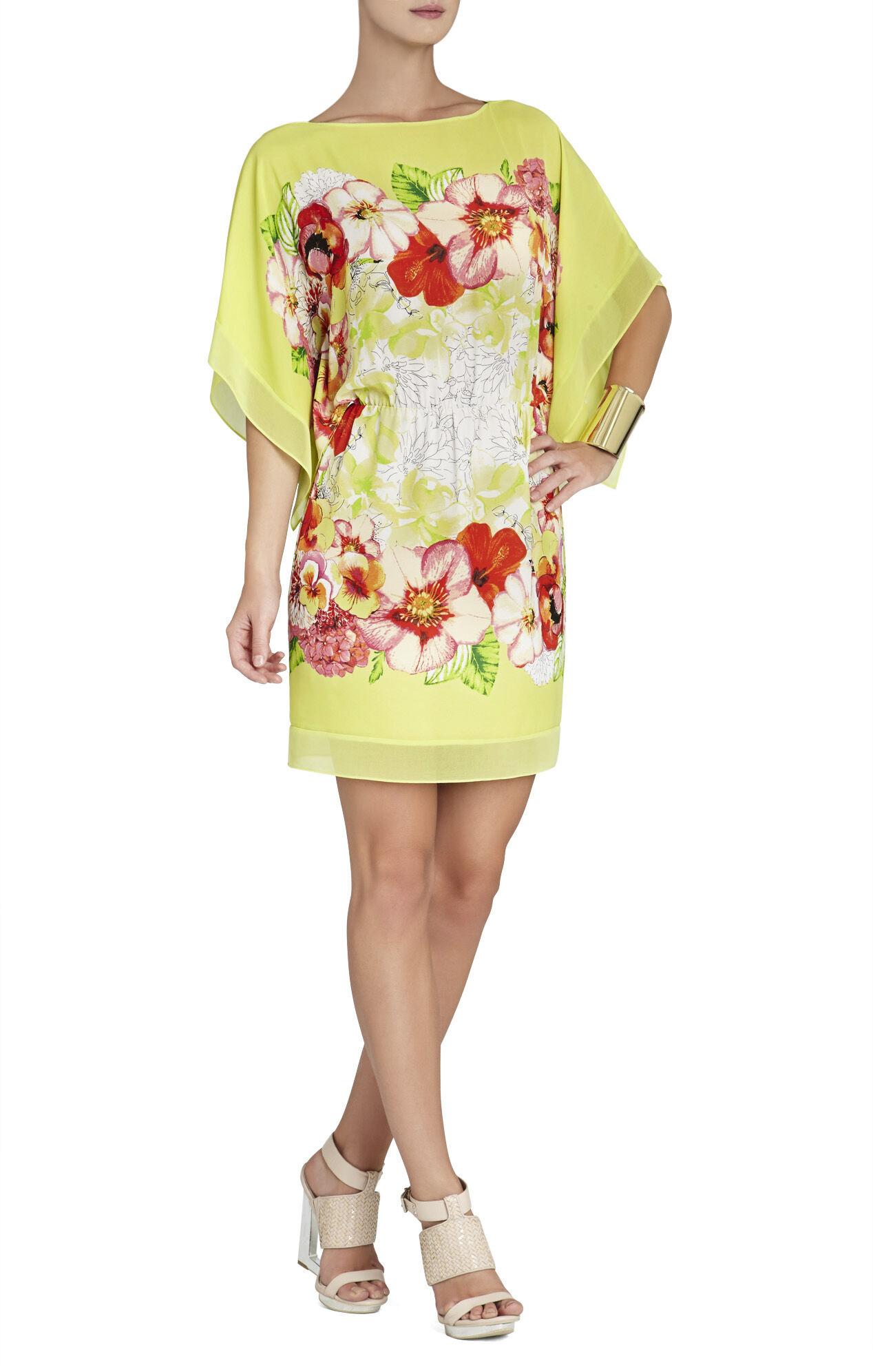 Miriam Floral Kimono Dress