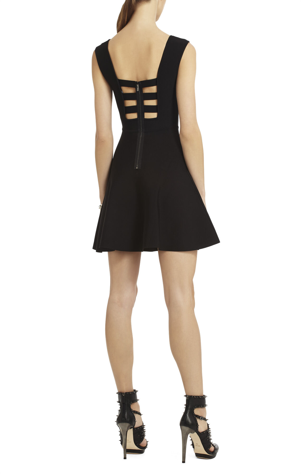 Izella Back-Strapped Dress