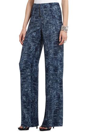 Landon High-Waisted Wide-Leg Pant