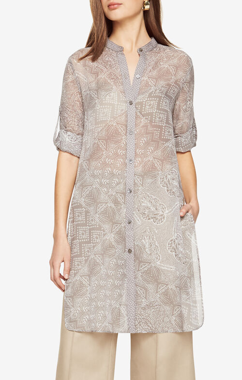 Taylur Batik-Printed Shirt