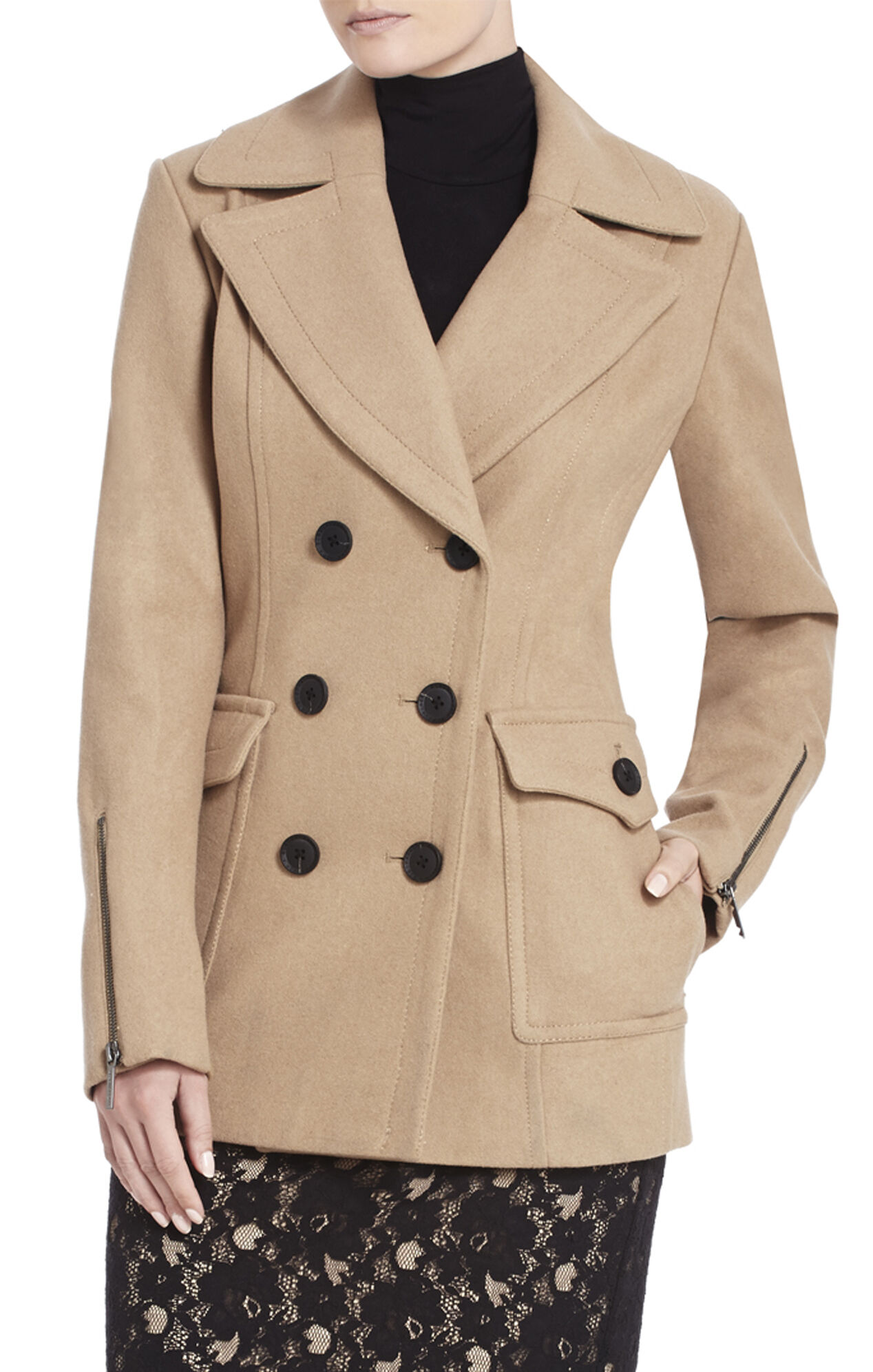 Ashley Pea Coat