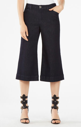 Durran Denim Culotte