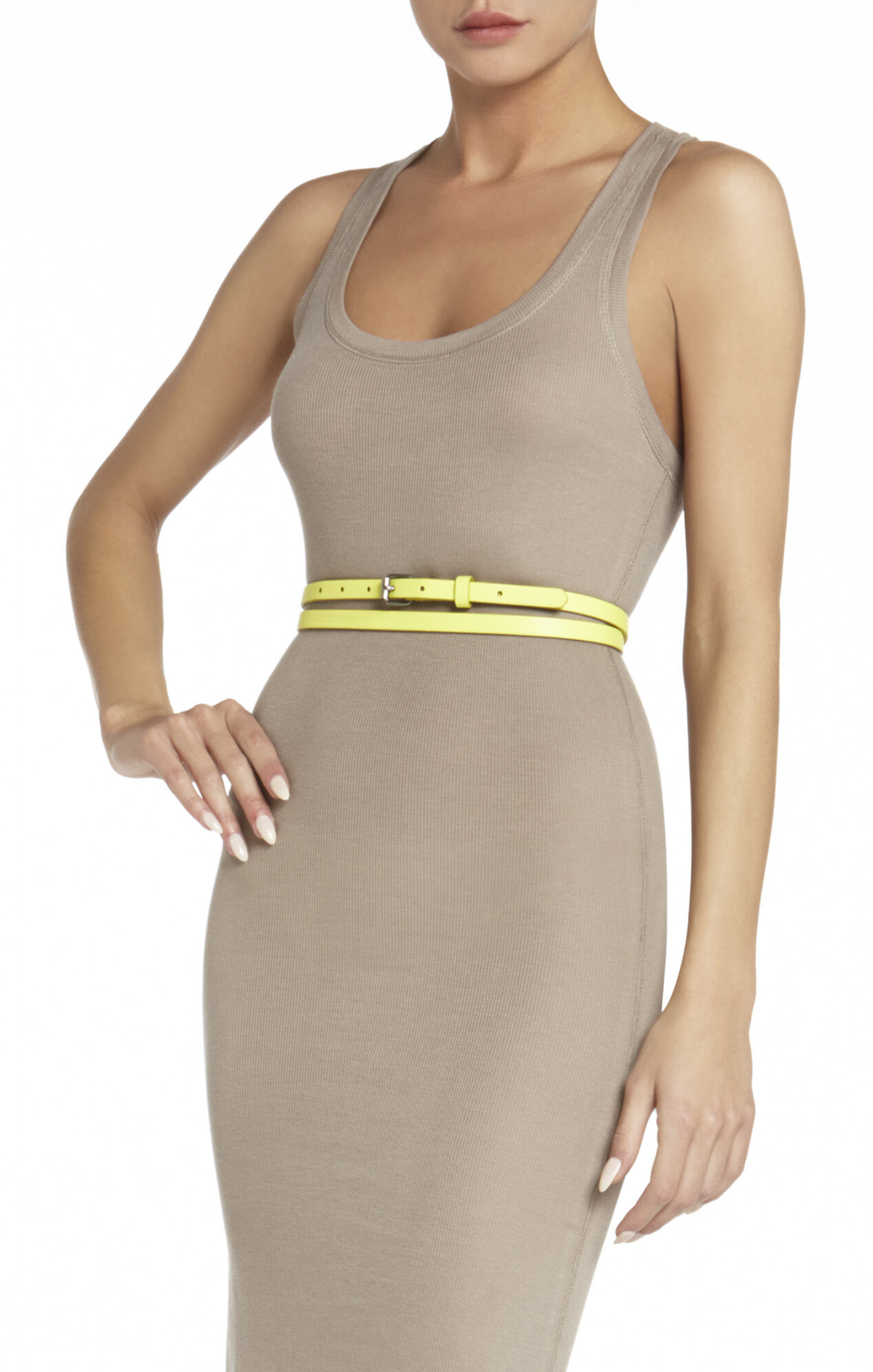 Double-Wrap Waist Belt