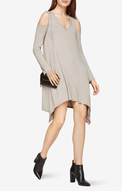 Kirby Cold-Shoulder Dress