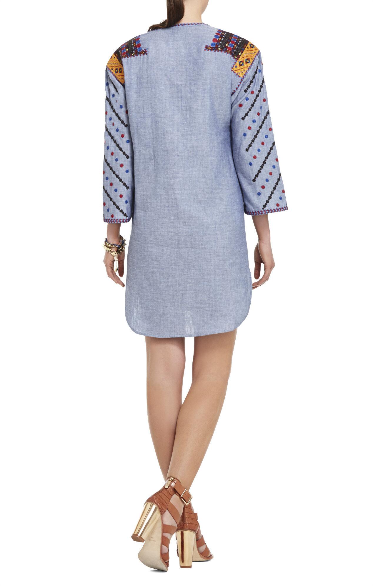 Aveena Embroidered Tunic