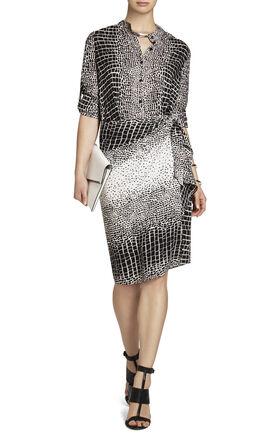 Ally Side-Tie Dress