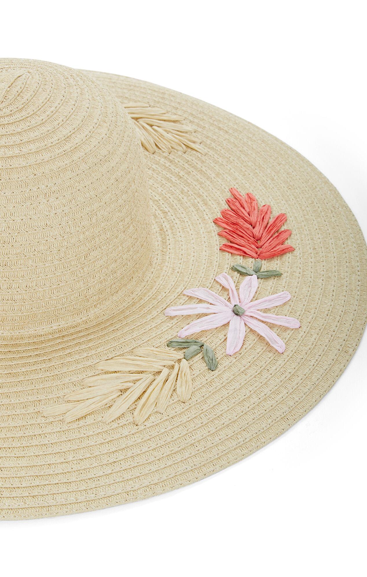 Floral Floppy Hat