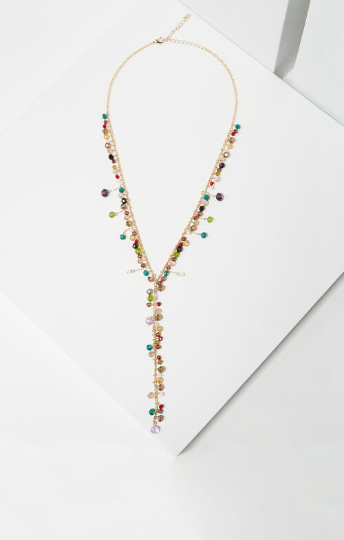 Beaded Shaker Necklace