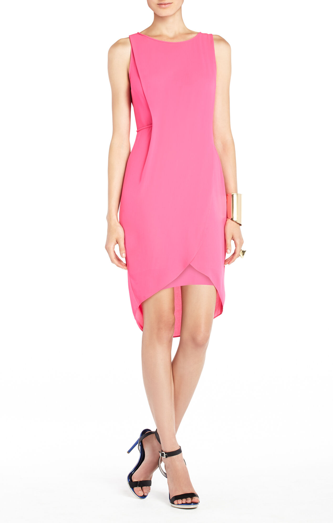 Audra Wrap Cocktail Dress