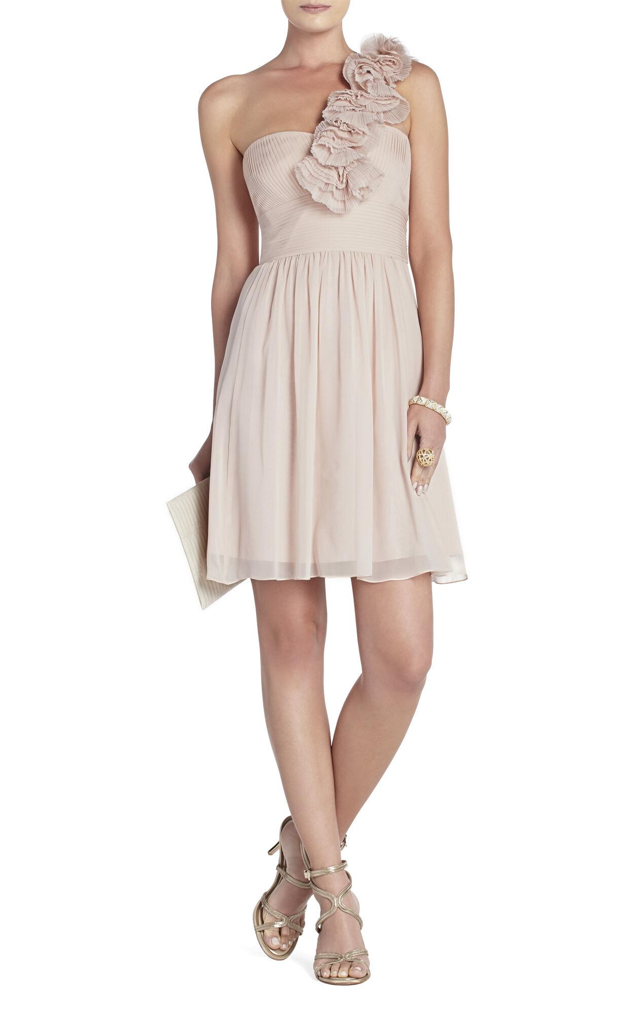 Thalia One-Shoulder Dress