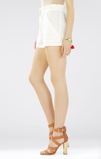 Addison Paper Bag Shorts