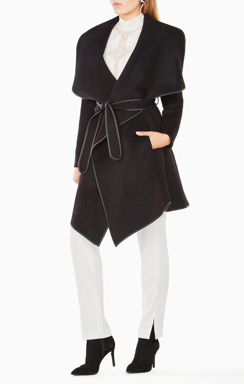Cameron Wrapped Trench Coat