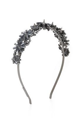 Floral-Stone Headband