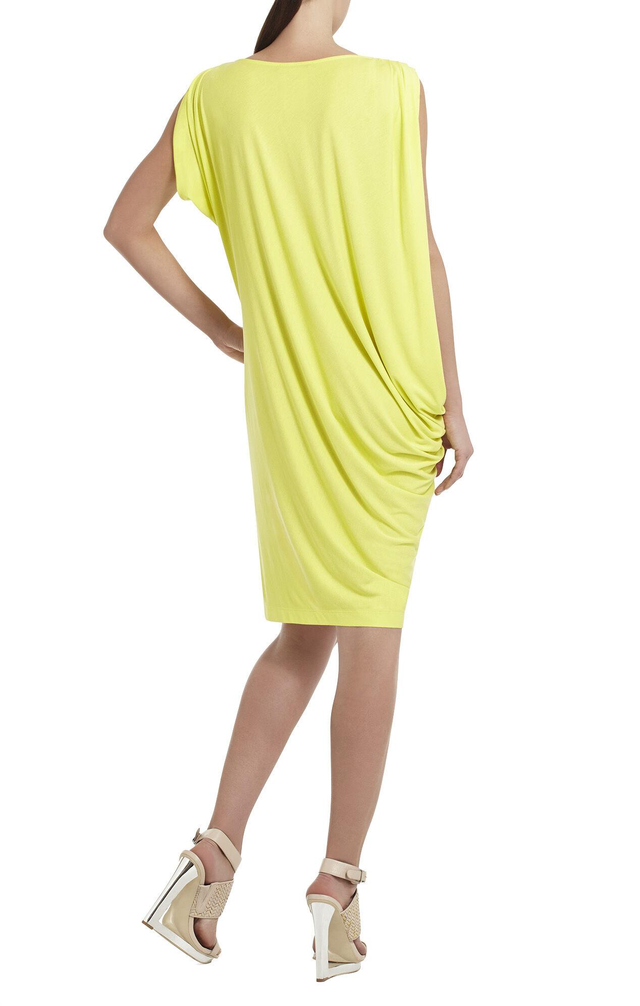 Juliette Draped-Side Dress