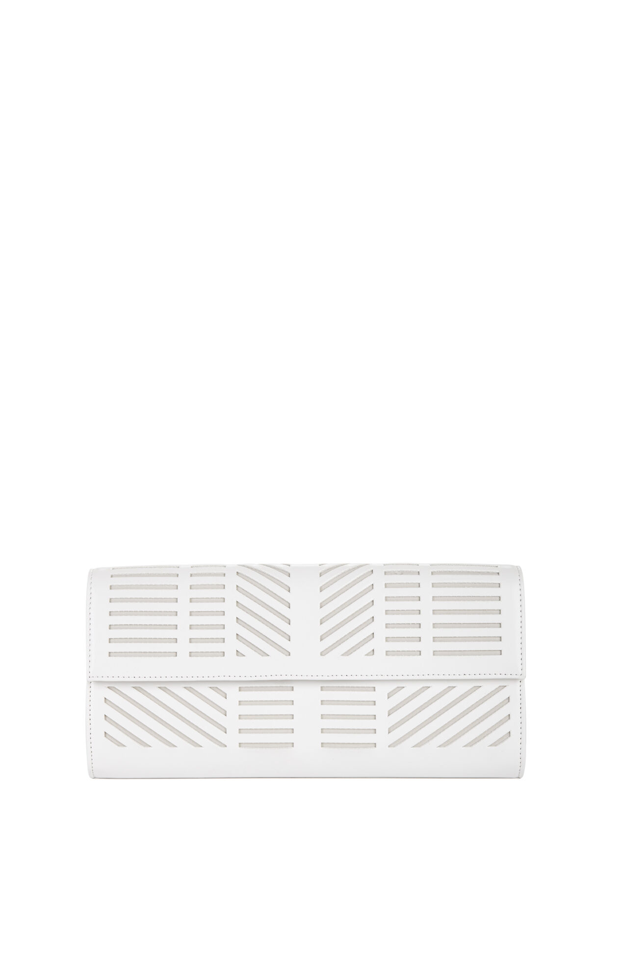 Moto Geometric Perforated Clutch