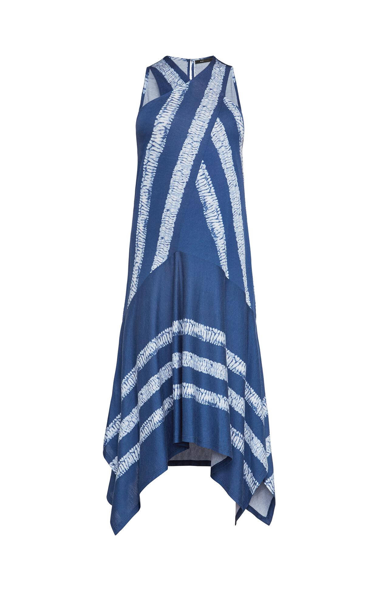 Ada Shibori-Print Dress