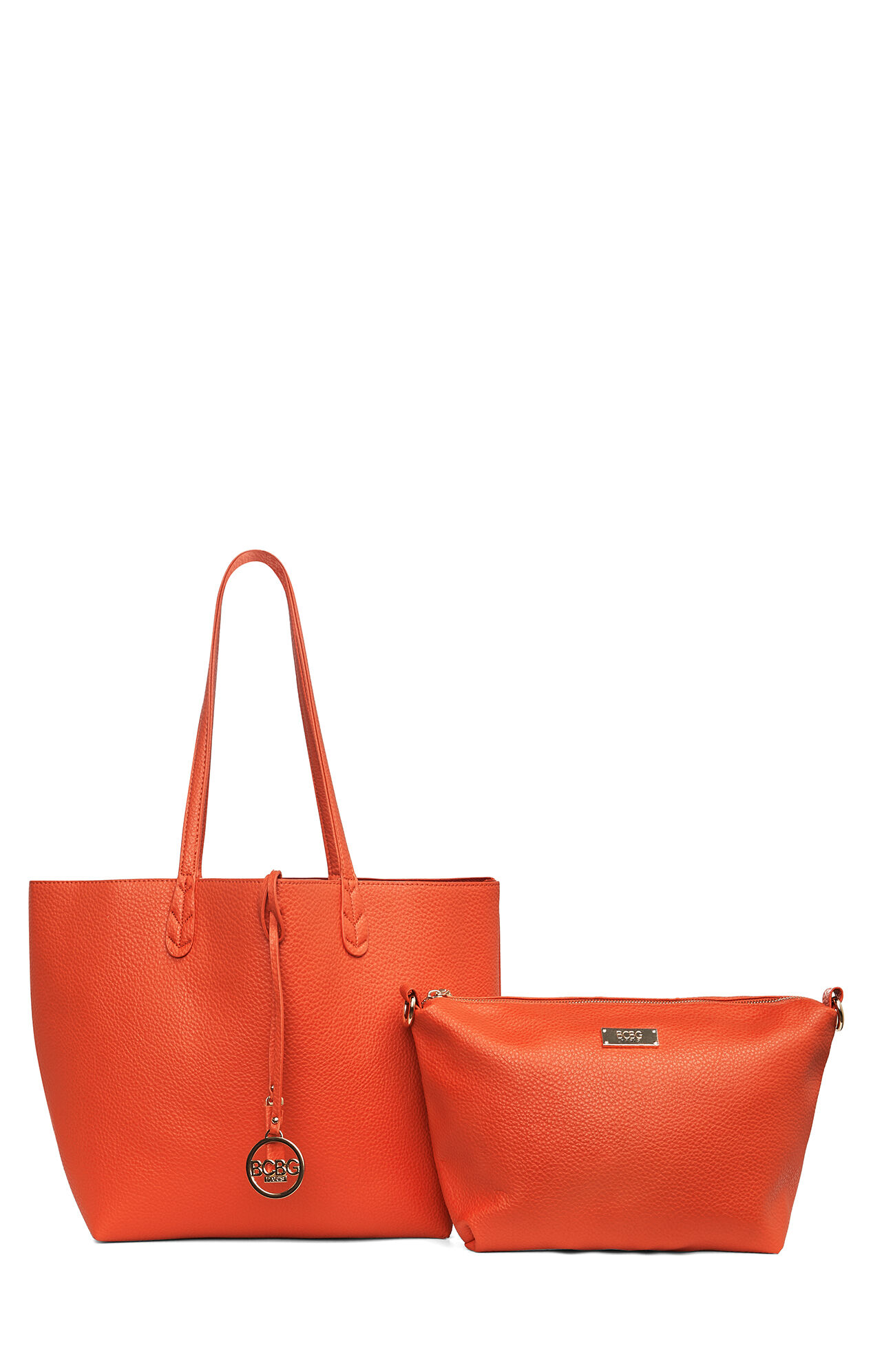 TWO PIECE REVERSIBLE TOTE