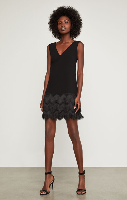 Addilyn Fringe Dress