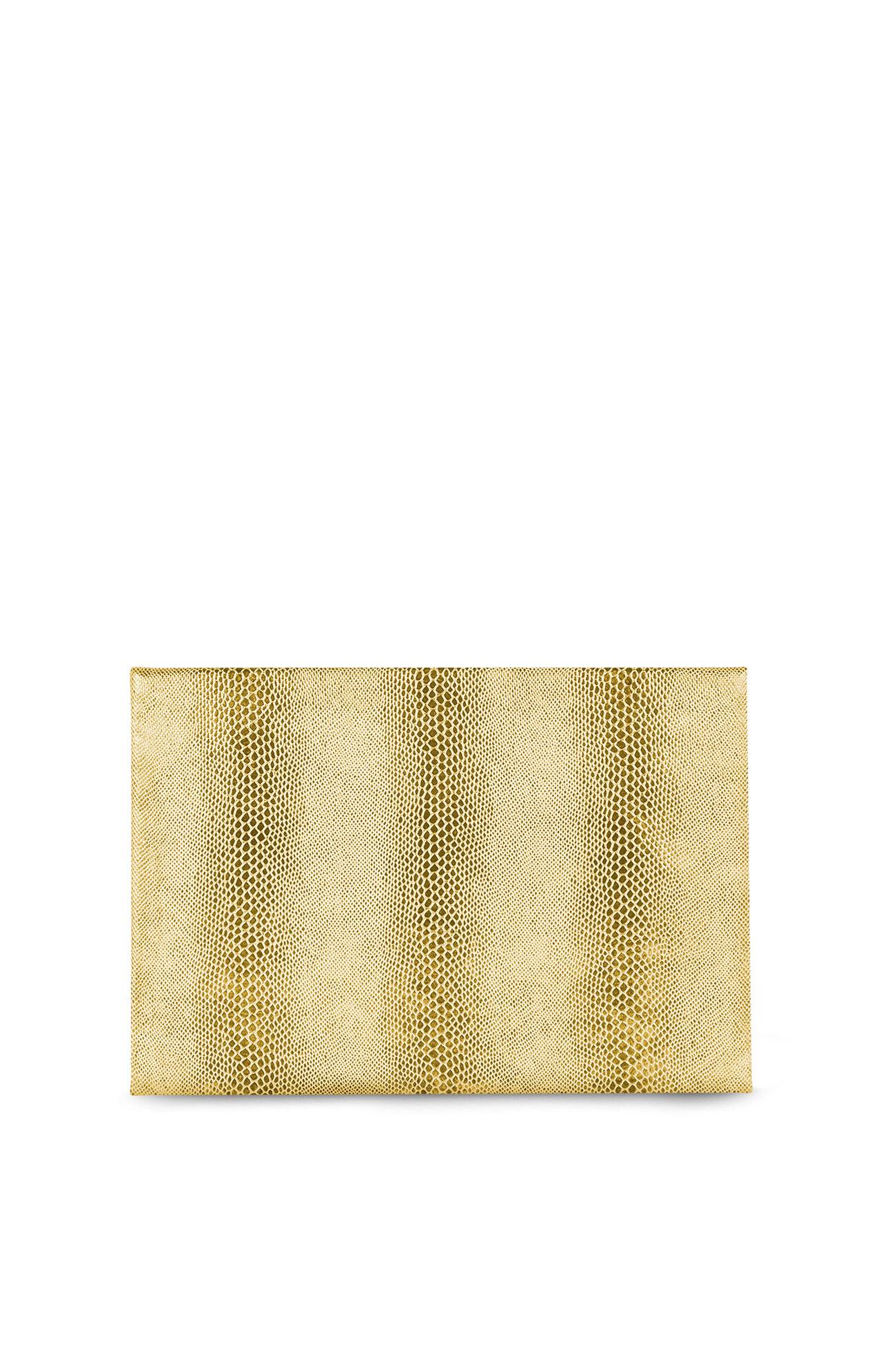Harlow Embossed Envelope Clutch
