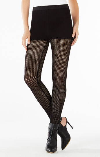 Hector Sheer Mesh Legging