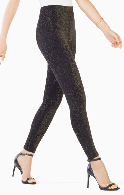 Shauna Metallic Leggings
