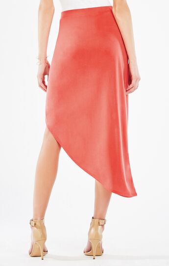 Lia Asymmetrical Wrap Skirt