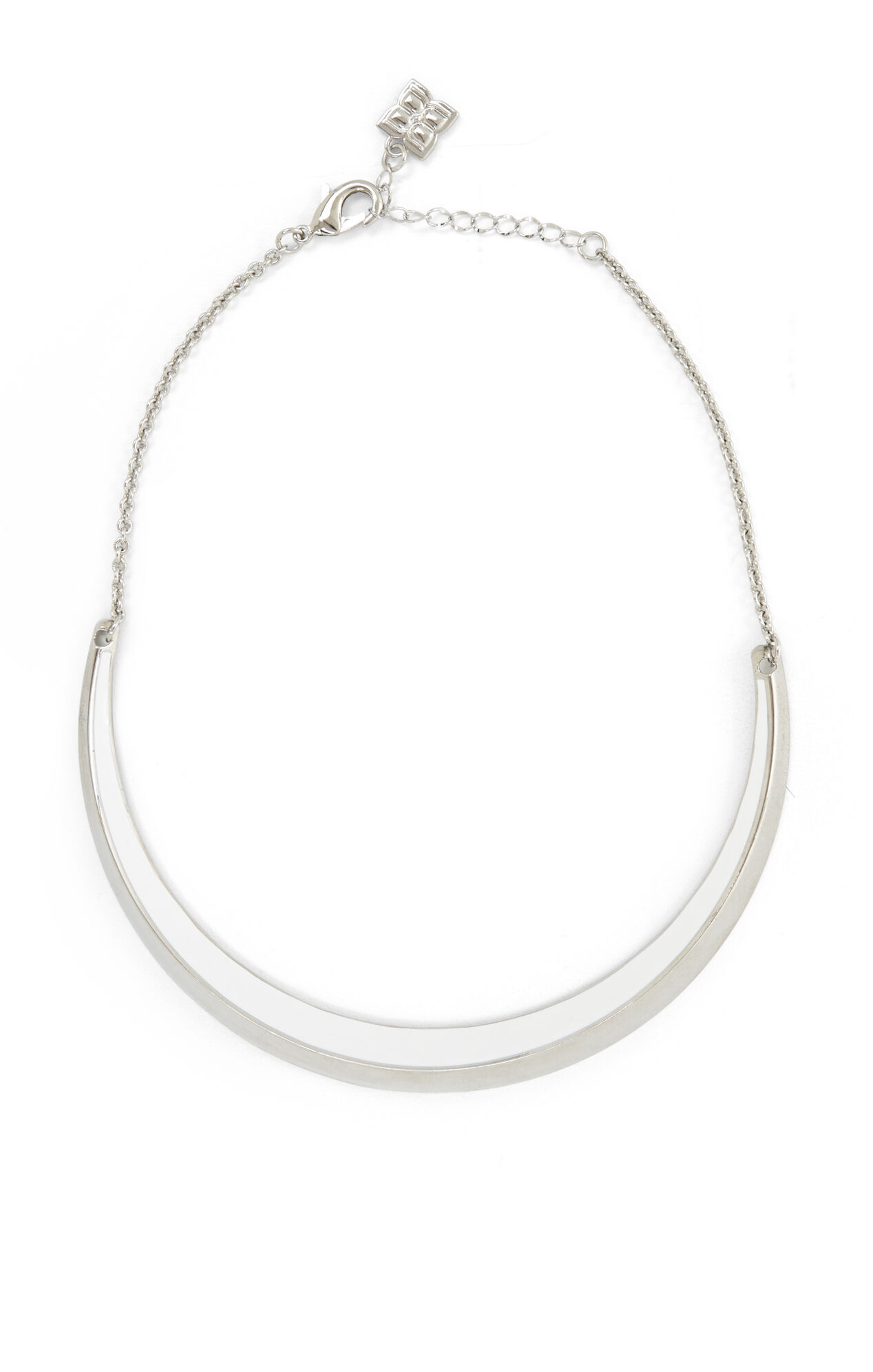 Enamel Collar Necklace