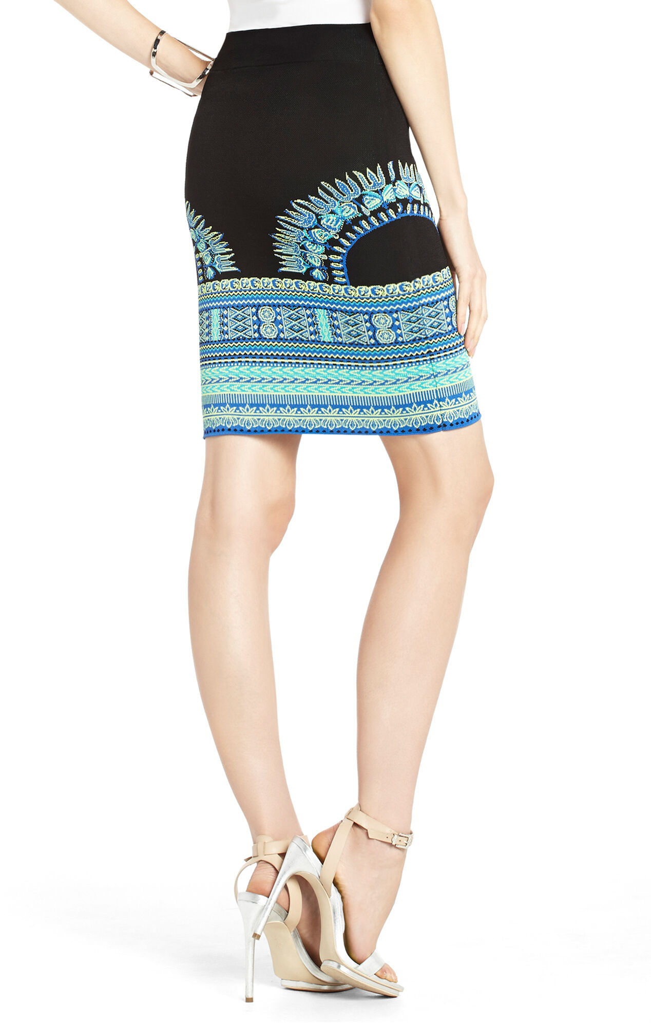 Aquila Dashiki Skirt