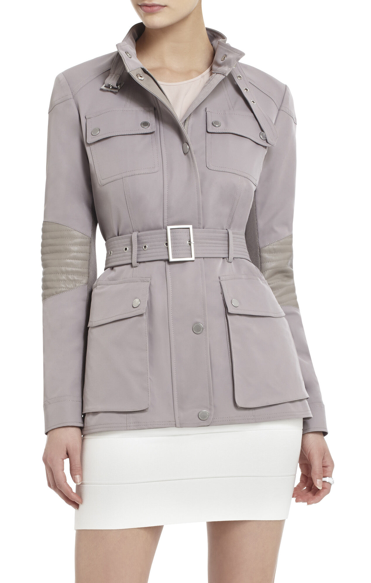Kate Short Trench Coat