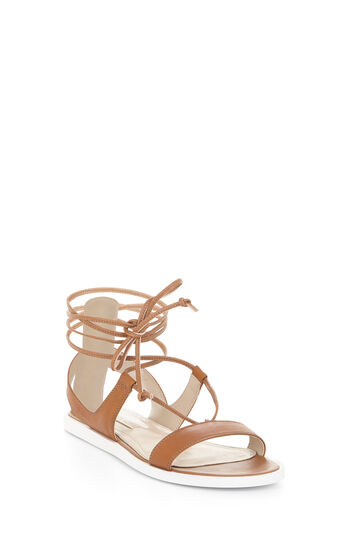 Marlena Lace-Up Sandal
