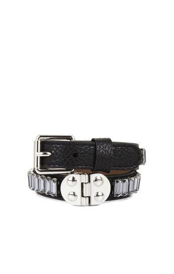 Baguette Stone Wrap Bracelet